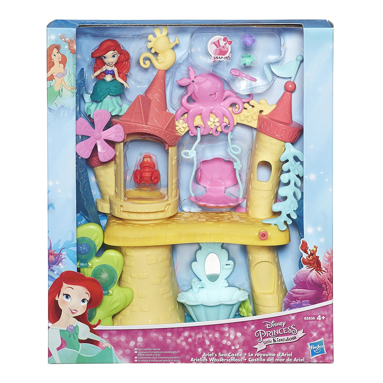 Hasbro Disney Prinzessin B5836EU4 - Disney Prinzessin Little Kingdom Arielle's W
