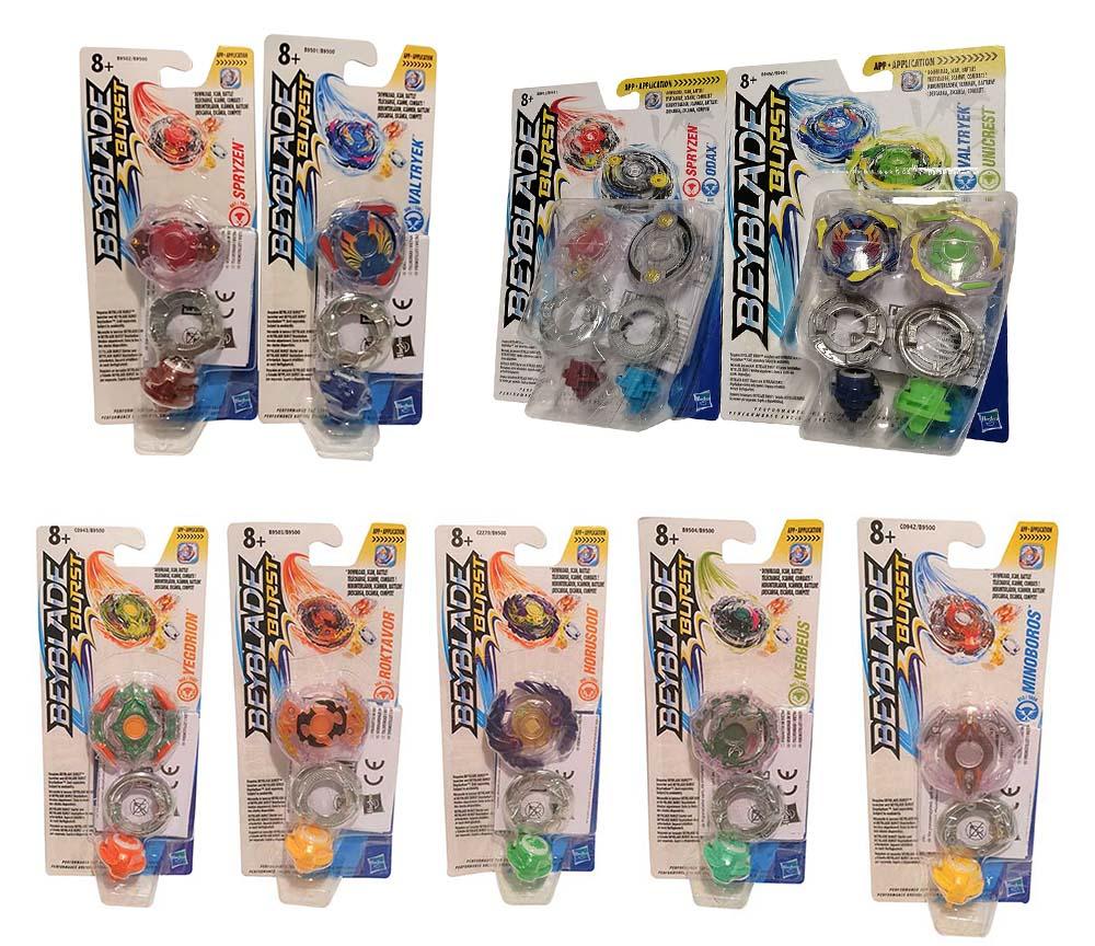 Hasbro Beyblade Burst Kreisel verschiedene Sets und Farben