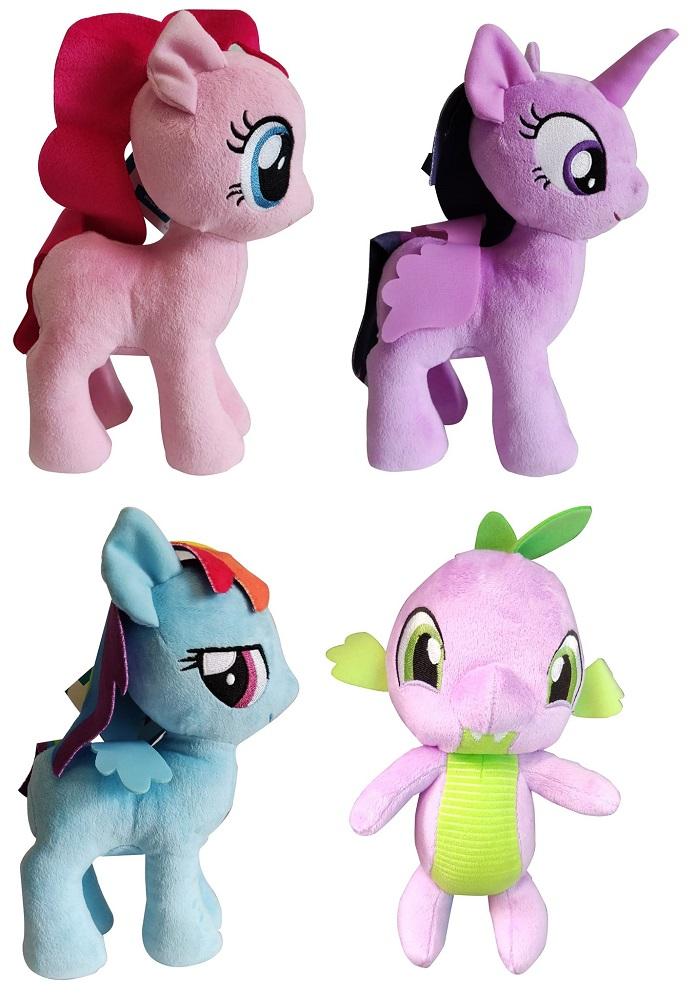 Hasbro My Little Pony verschiedene Charaktere Plüschfiguren für Kinder (Auswahl)