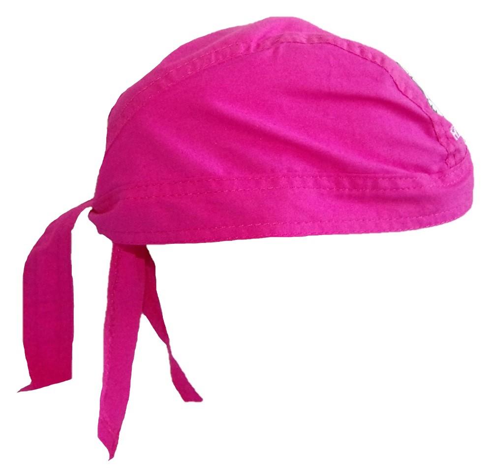 Hello Kitty Bandana-Tuch, Kopftuch in Pink für Mädchen