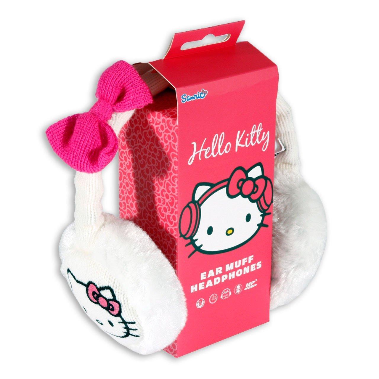 """Hello Kitty """"Cosy Kitty"""" Audio Ohrenschützer"""