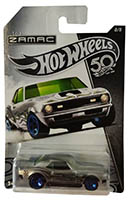 Hot Wheels FRN31 - 50th Anniversary Chevy Camaro Copo ´68, Sammler-Edition