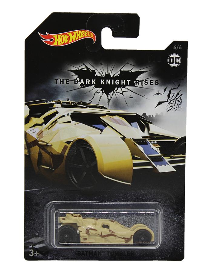 Hot Wheels FKF36 Batman Batmobil Tumbler, Actioncars
