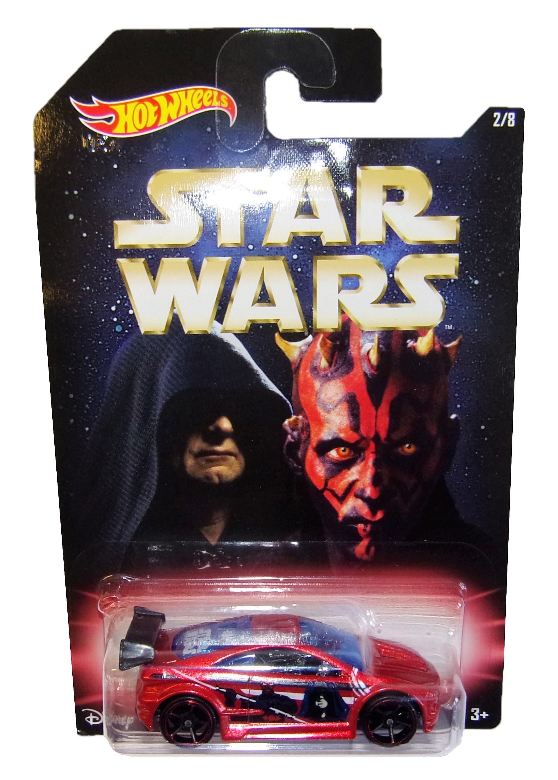 Hot Wheels MS-T SUZUKA Star Wars Auto DWD85