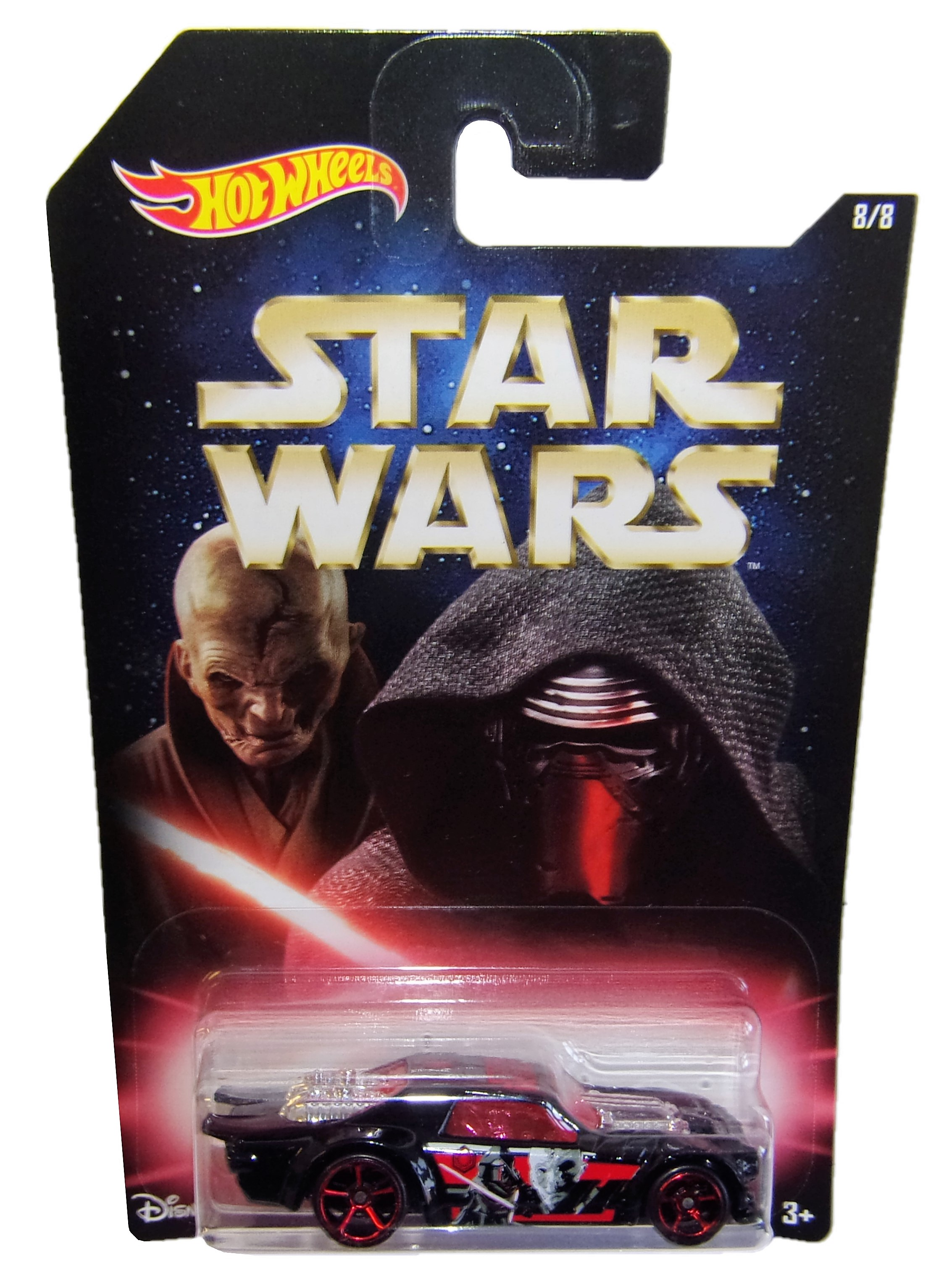Hot Wheels NIGHT SHIFTER Star Wars Auto DWD85