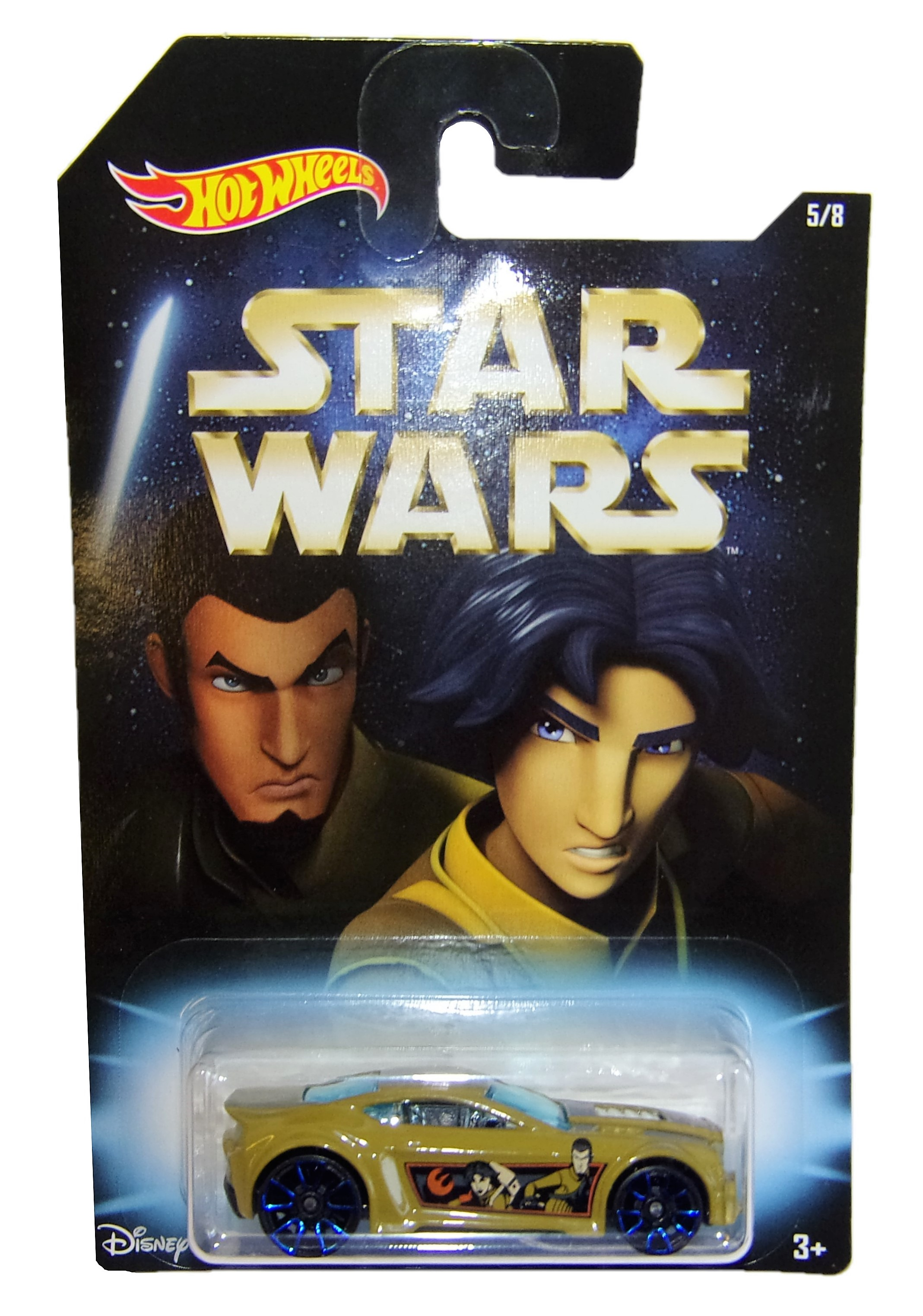 Hot Wheels TORQUE TWISTER Star Wars Auto DWD85