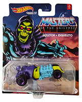 Hot Wheels Character Cars GRM22 Masters Of The Universe SKELETOR Actioncar