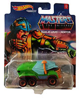 Hot Wheels Character Cars GRM23 Masters Of The Universe MENTOR Actionar