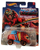 Hot Wheels Character Cars GRM24 Masters Of The Universe BEAST-MAN Actionar
