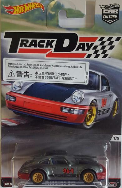 Hot Wheels TrackDay Rennwagen 1/5 Porsche 964