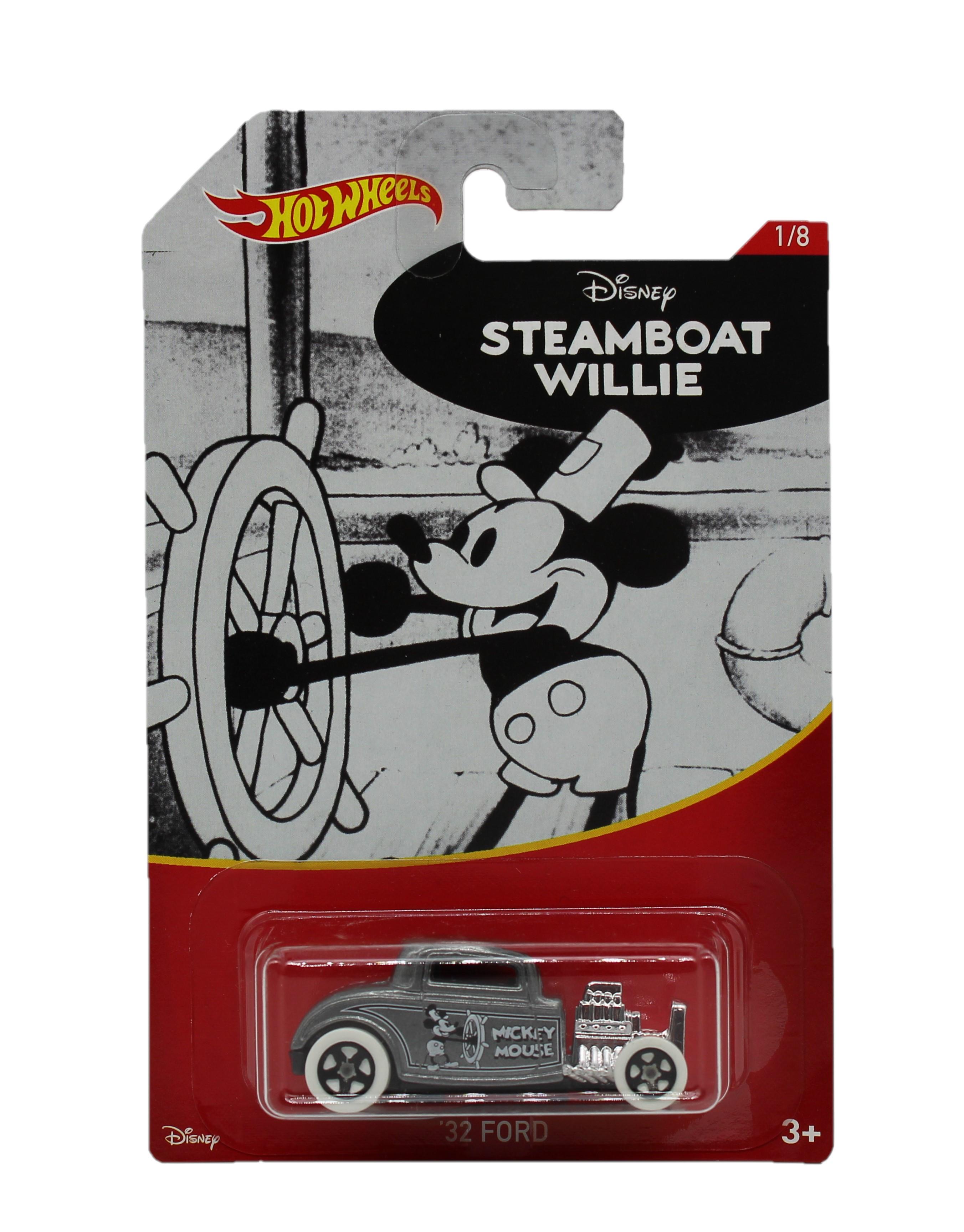 Hot Wheels Disney Mickey Mouse Fahrzeug ´32 Ford