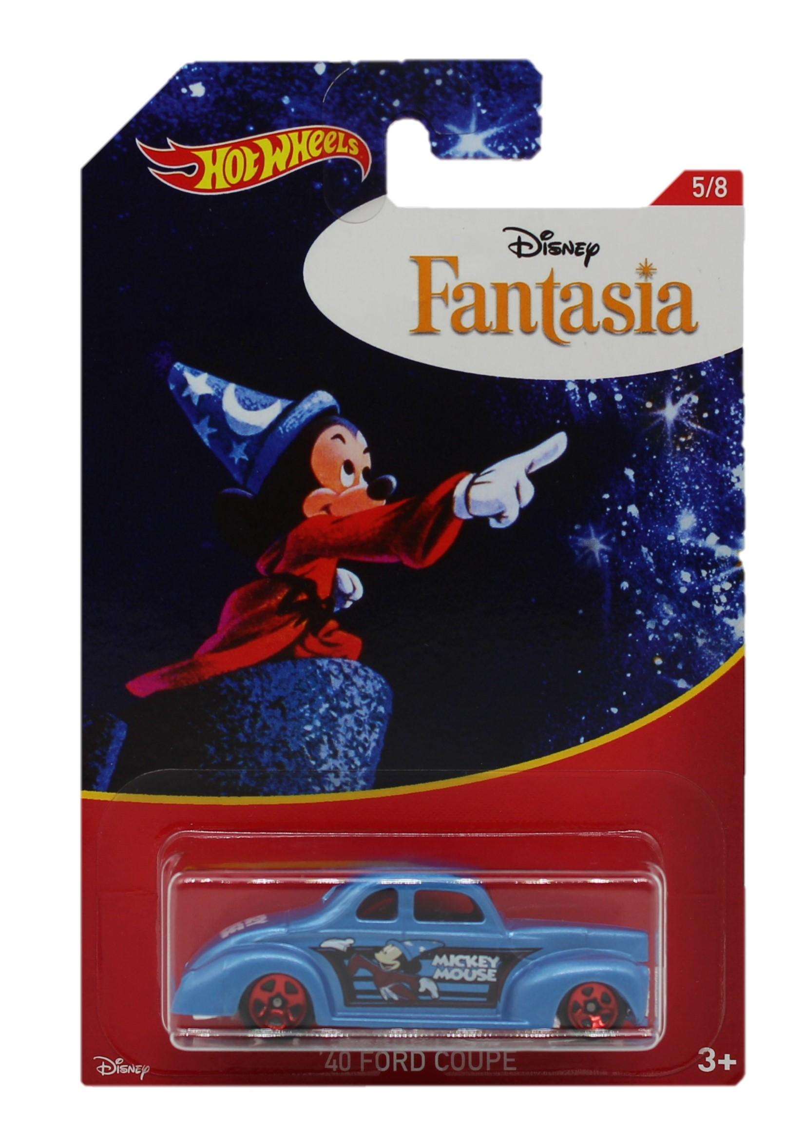 Hot Wheels Disney Mickey Mouse Fahrzeug´40 Ford Coupe