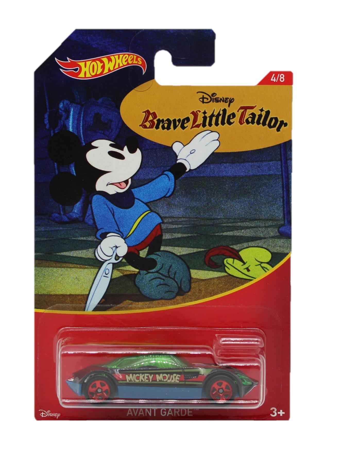 Hot Wheels Disney Mickey Mouse Fahrzeug Avant Garde
