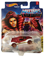 Hot Wheels Character Cars GRM25 Masters Of The Universe TEELA  Actionar