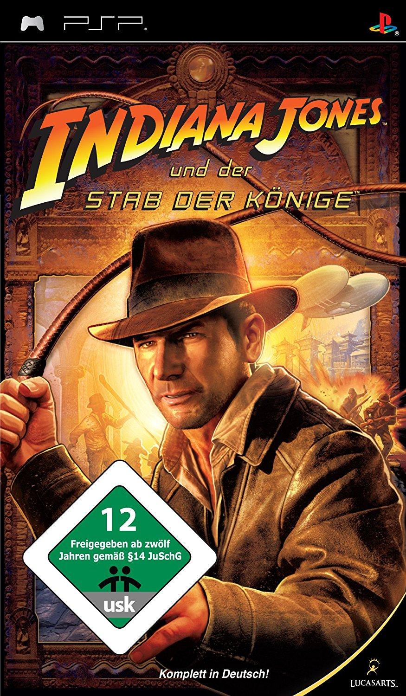 Indiana Jones und der Stab der Könige PSP
