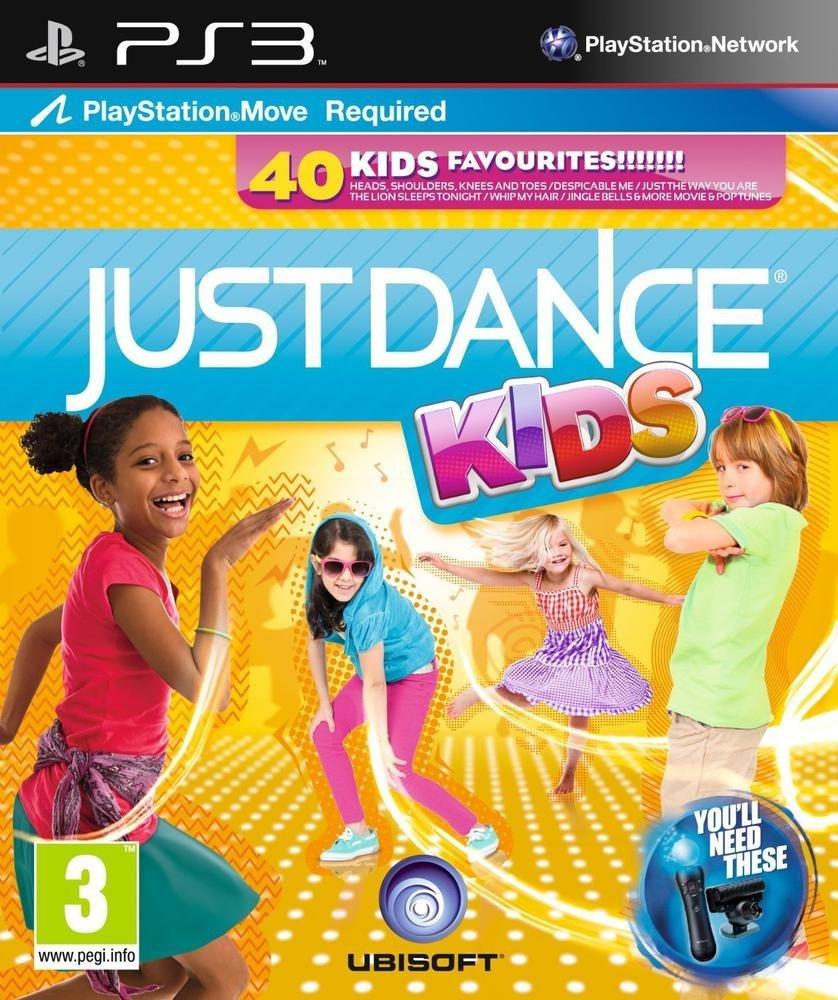 Just Dance Kids PS3 FR