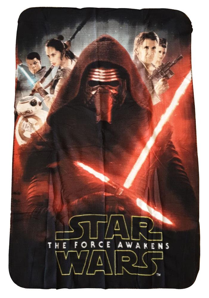 JF Fleecedecke Star Wars The Force Awakens 100 x 150 cm kuschelweich
