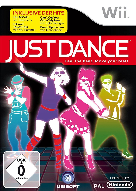 Just Dance Party Dance Spaß für Wii