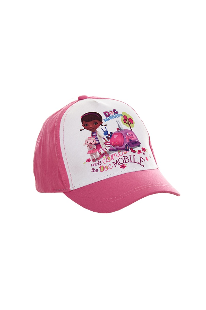 Kappe Doc McStuffins für Kinder Rosa 52