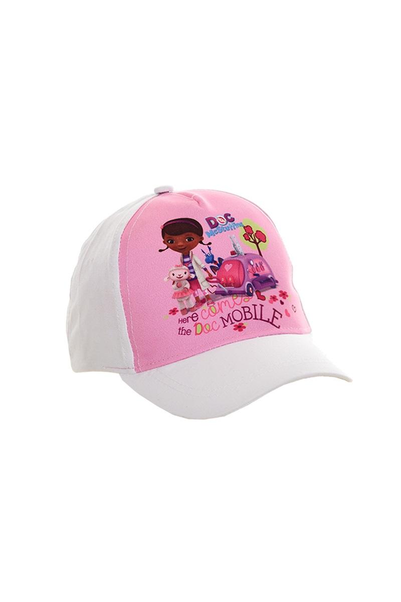 Kappe Doc McStuffins für Kinder Weiß 52