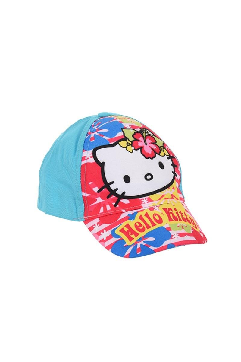 Hello Kitty Kappe für Kinder Türkis 54