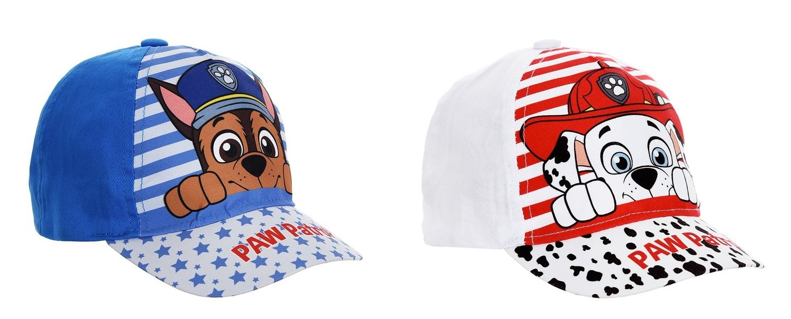 Paw Patrol Kappe Chase und Marshall (Auswahl)