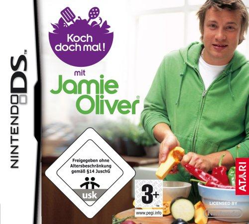 Koch doch mal! mit Jamie Oliver für Nintendo DS NDS
