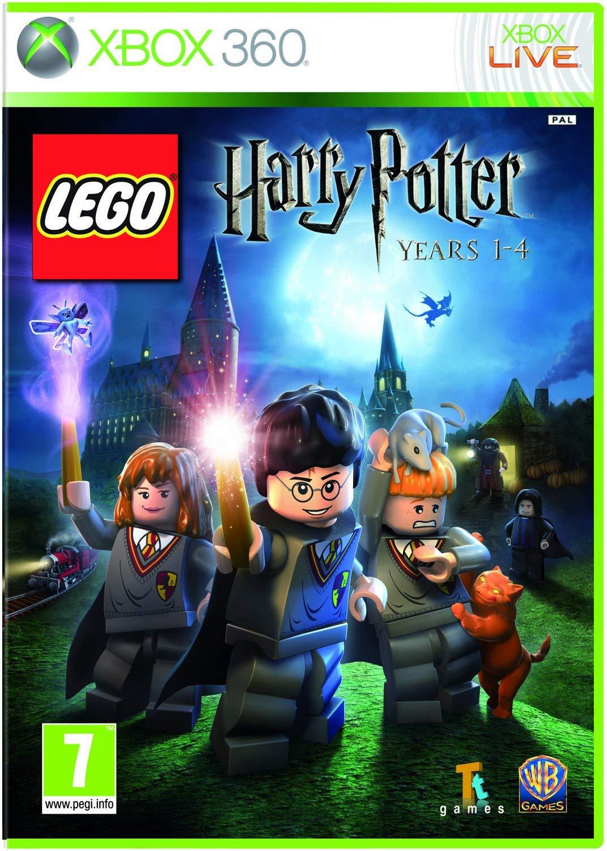 Lego Harry Potter: Episodes 1-4 [UK Import]