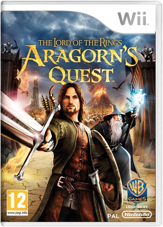 Aragorn's Quest the Lord of the Rings Herr der Ringe Die Abenteuer von Aragorn