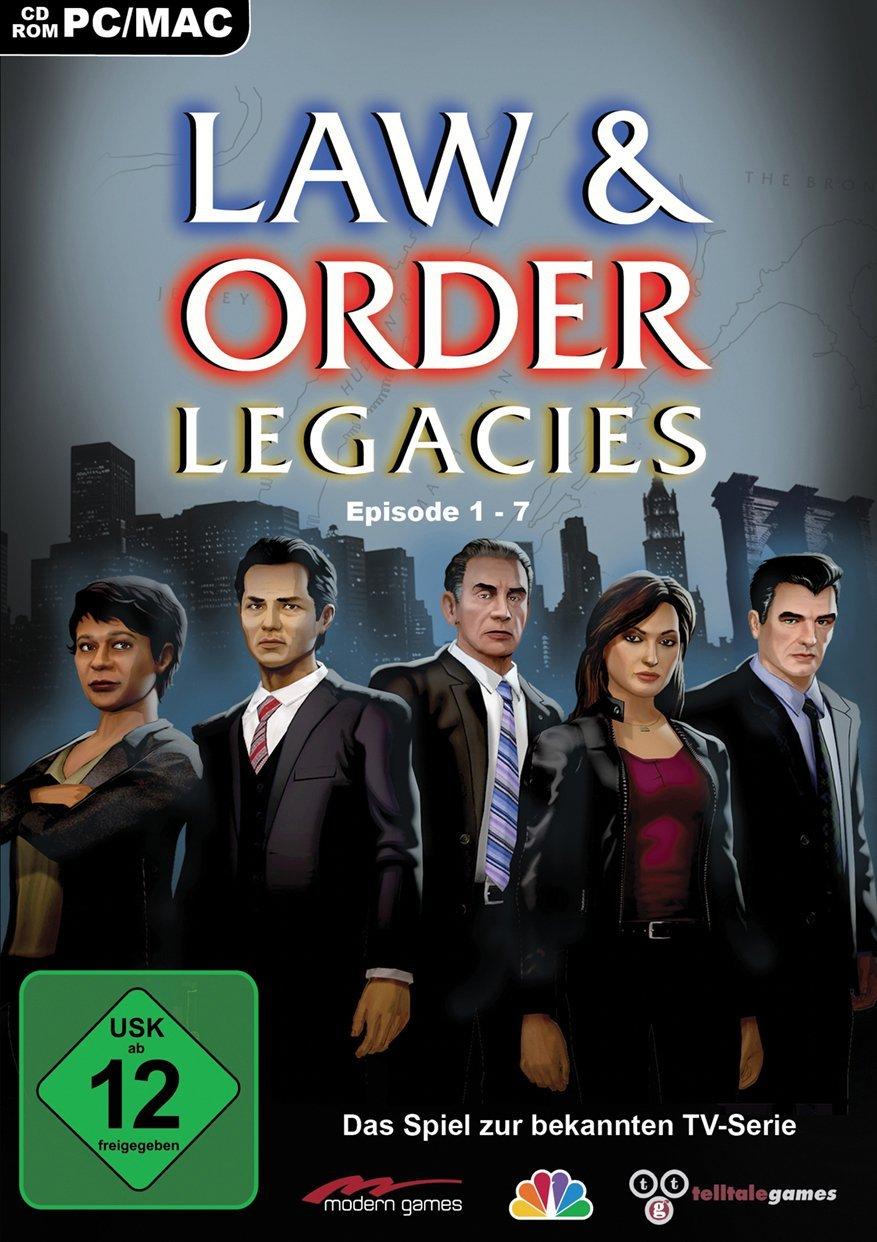 Law & Order Legacies - Das Spiel zur bekannten TV - Serie - Episode 1 - 7