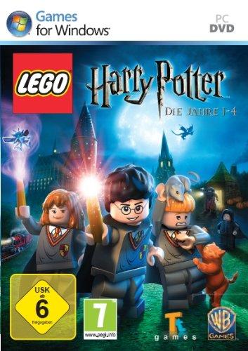 Lego Harry Potter - Die Jahre 1 - 4 PC