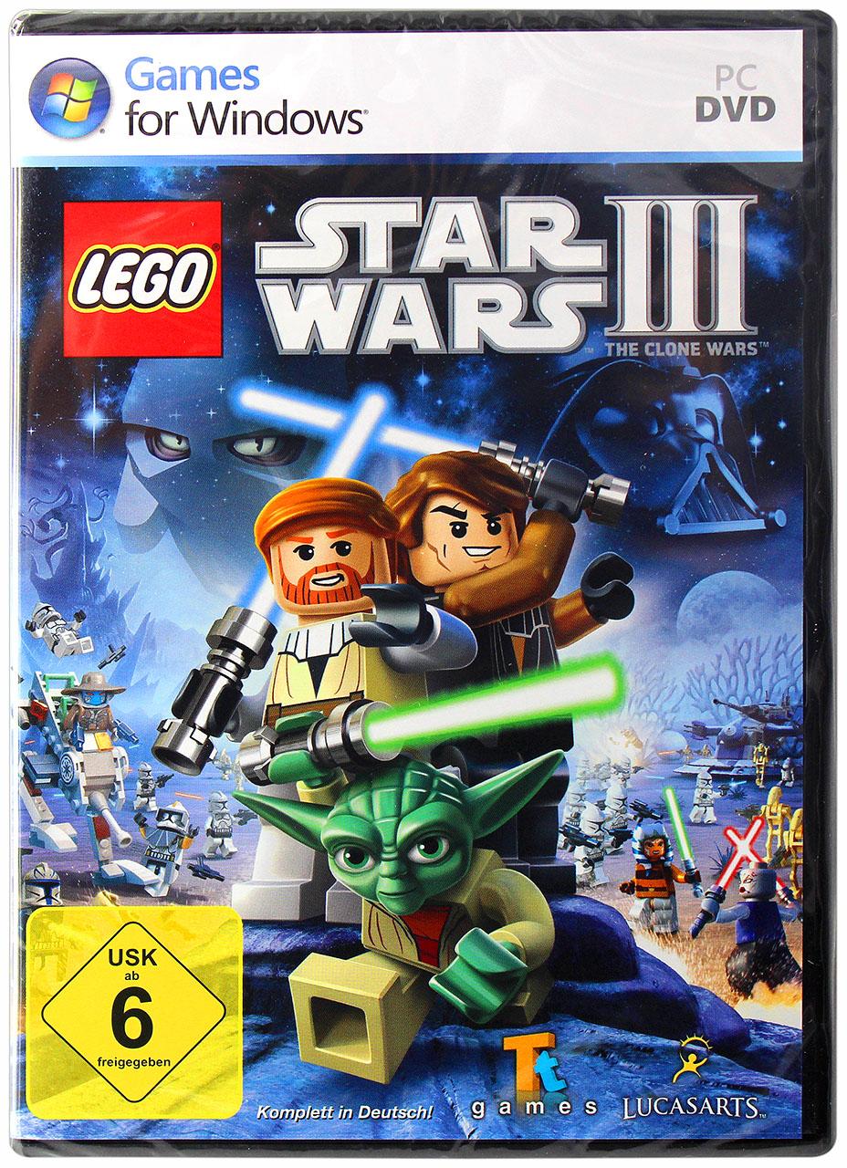 Lego Star Wars III: The Clone Wars Windows PC
