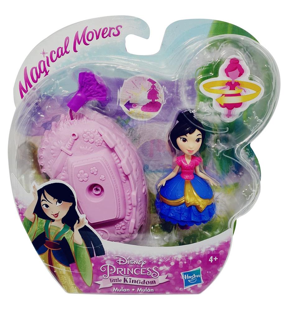 Disney Princess Mulan Ballerina Spielfigur Little Kindgom für Mädchen