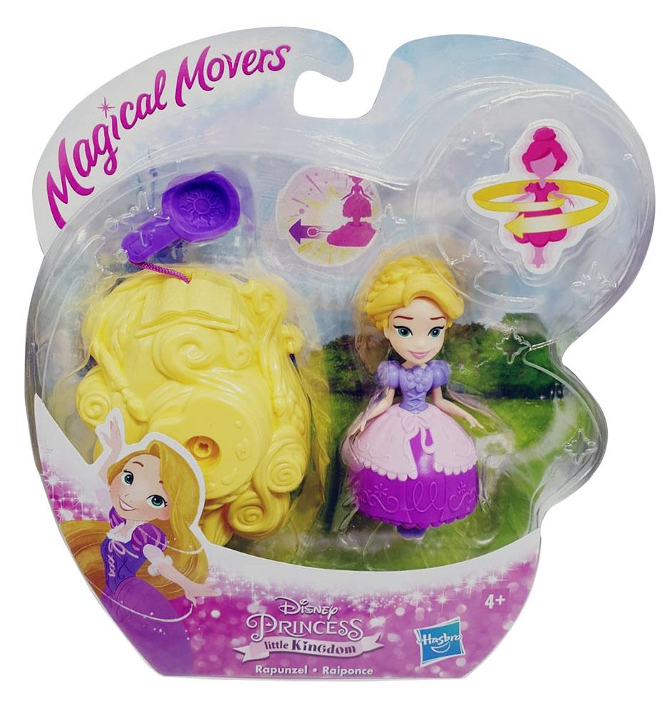 Disney Princess Rapunzel Ballerina Spielfigur Little Kindgom für Mädchen