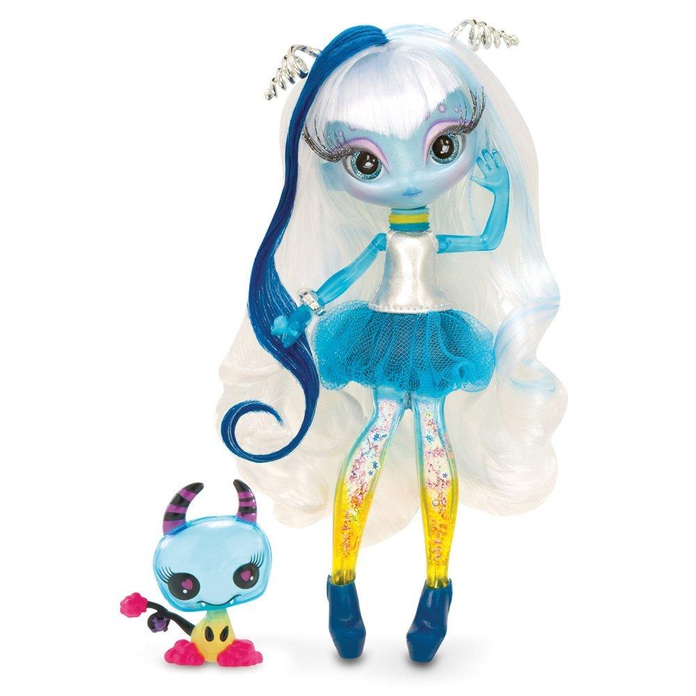 MGA Novi Stars Una Verse Puppe mit Glitzer gefüllt 516934E4C