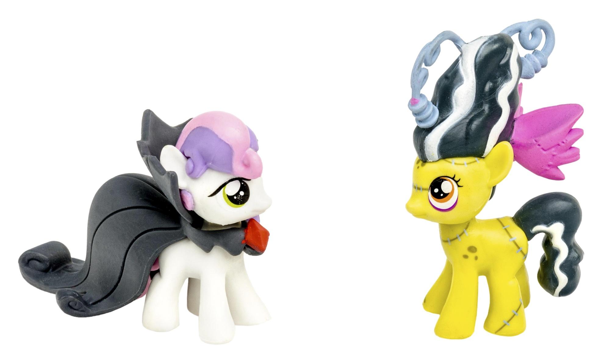 My Little Pony Nightmare Night Sweeti Belle & Apple Bloom B7823