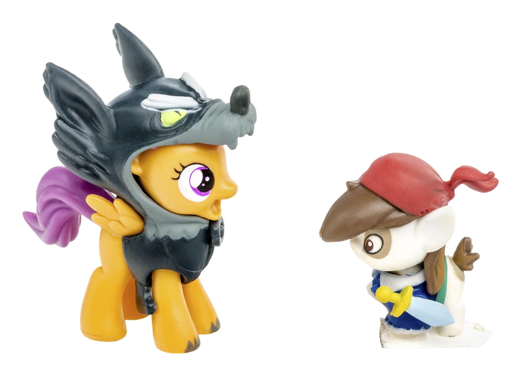 My Little Pony Nightmare Night Pip Pinto Squeak & Scootaloo B7822
