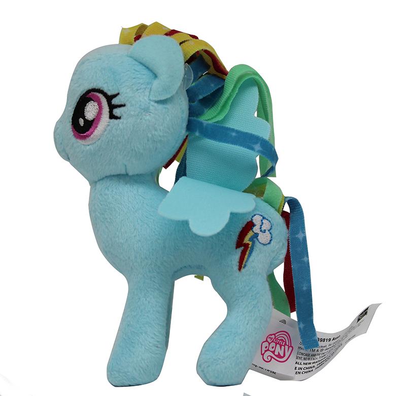 My Little Pony Rainbow Dash Plüschfigur 12 cm