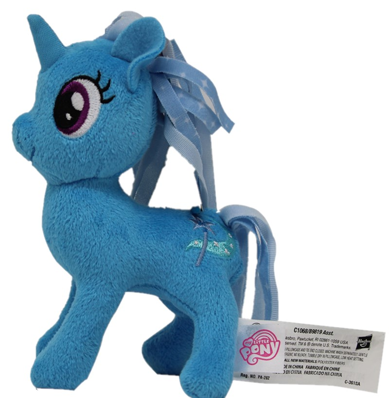 My Little Pony Trixie Lulamoon Plüschfigur 12 cm