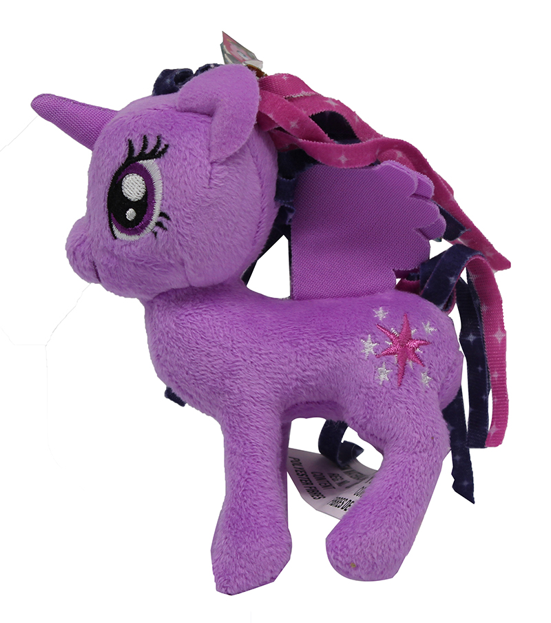 My Little Pony Princess Twilight Sparkle Plüschfigur 12 cm