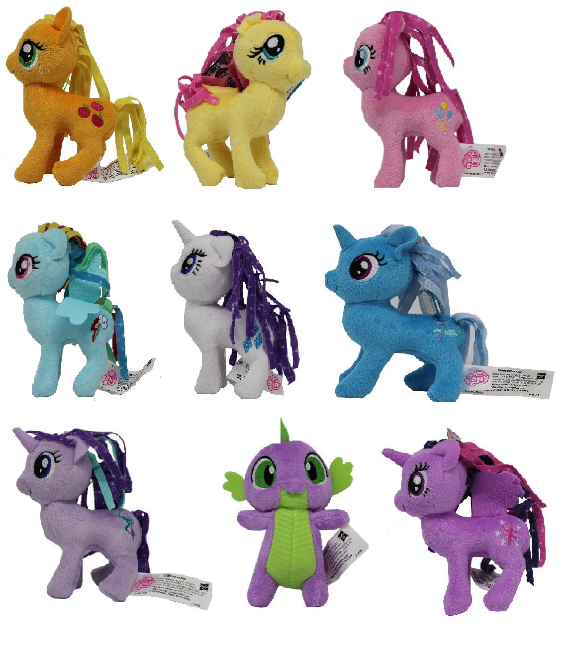 My Little Pony Plüschfiguren für Kinder 12 cm (Auswahl)