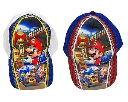 Mario Kart Kappe