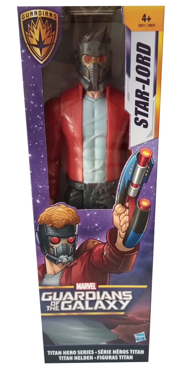 Guardians of the Galaxy Star-Lord Action-Figur Titan Hero Series 30cm