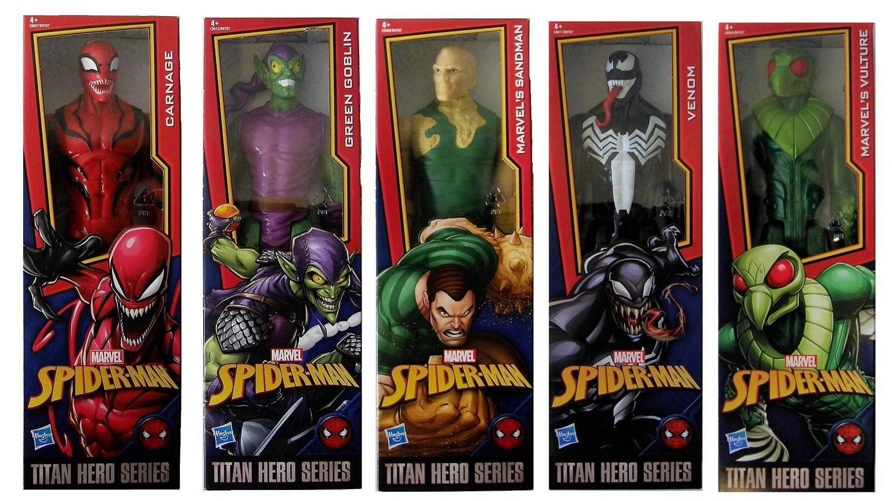 Marvel Actionfiguren Titan Hero Series 30 cm (Auswahl)