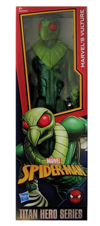 Marvel C0009 VULTURE Spiderman  Figur Titan Hero Series 30 cm