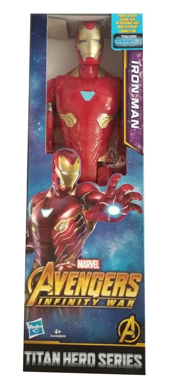 Avengers Iron-Man Film Action-Figur Infinity War Titan Hero Series 30cm