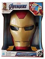 Hasbro Marvel Avengers Iron Man elektronische Maske mit Lichteffekten für Kinder