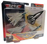 Matchbox Top Gun Maverick GPF72 Sky Busters 4 Flugzeuge Legends: Past & Present