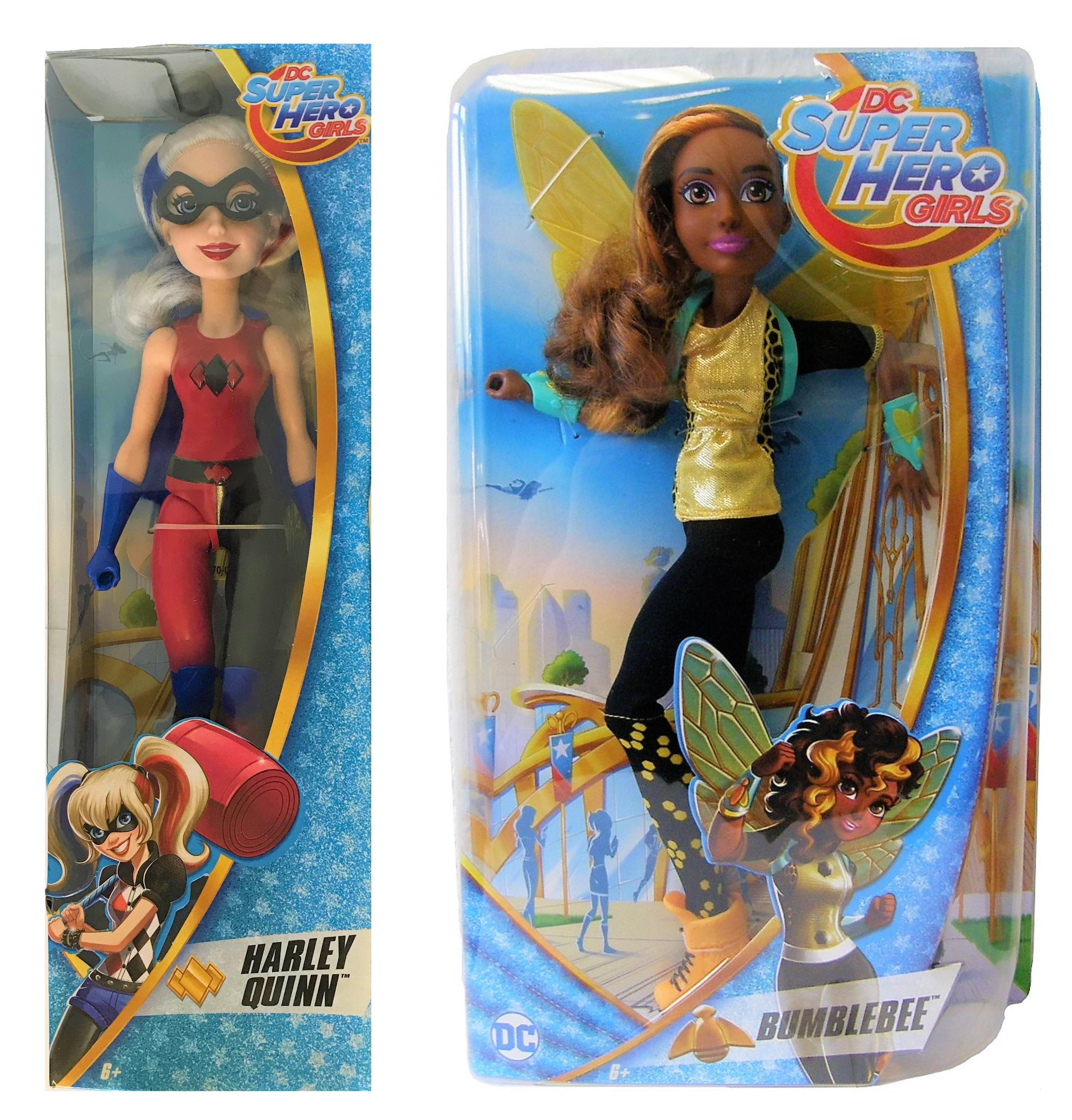 Mattel DC Super Hero Girls Actionpuppen 30 cm (Auswahl)