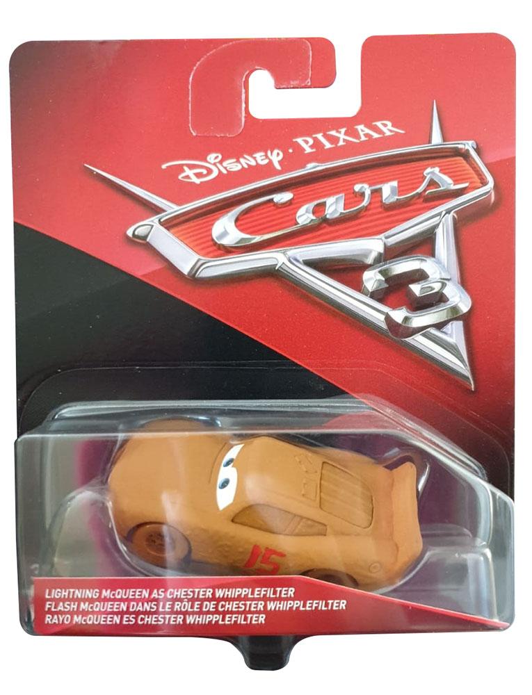 Disney Die-Cast Spielzeugauto Deluxe Lightning McQueen DXV51 von Cars Spielzeugauto